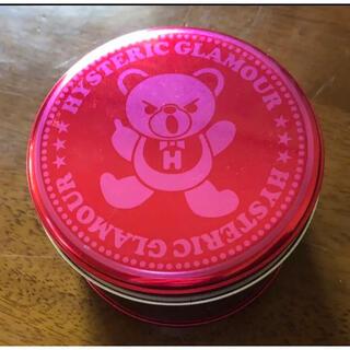 ヒステリックグラマー(HYSTERIC GLAMOUR)のヒステリックグラマー ファックベア ノベルティー 空缶(ノベルティグッズ)