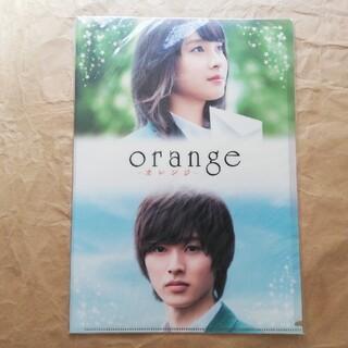 orange クリアファイルセット(クリアファイル)