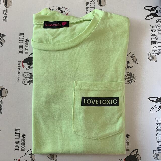 lovetoxic(ラブトキシック)のLovetoxic  ロンT キッズ/ベビー/マタニティのキッズ服女の子用(90cm~)(その他)の商品写真