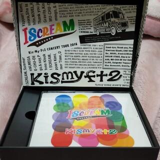 Kis-My-Ft2 - Kis-My-Ft2  2016 I SCREAM(初回生産限定盤) DVD