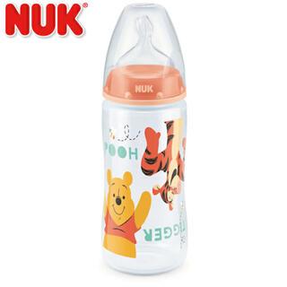 【A:新品未開封】NUK 哺乳瓶 プレミアムチョイス、ニップルM(哺乳ビン)
