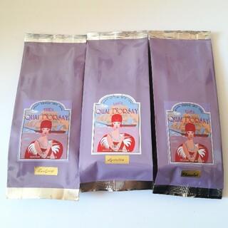 フランス産 紅茶 ケードルセー ティーバッグ 6個入り×3袋(茶)