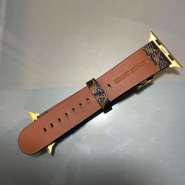 Apple Watch(アップルウォッチ)のアップルウォッチ バンド 42mm 44mm メンズの時計(ラバーベルト)の商品写真