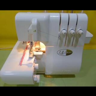 brother - ●超美品●JUKI ロックミシン 衣縫人 BL-341  1本針3本糸●67-W