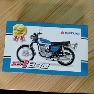 スズキ(スズキ)のレッドバロン購入特典 SUZUKI GT380(模型/プラモデル)