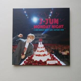 ジェイワイジェイ(JYJ)のジェジュン DVD ファンミーティング2019(ミュージック)