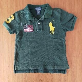 Ralph Lauren - ラルフローレン ポロシャツ 4T  グリーン