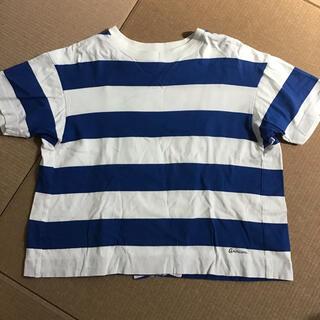 アメリカーナ(AMERICANA)のアメリカーナボーダーTシャツ(Tシャツ(半袖/袖なし))