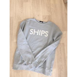 シップスキッズ(SHIPS KIDS)のships kids トレーナー140 美品(Tシャツ/カットソー)