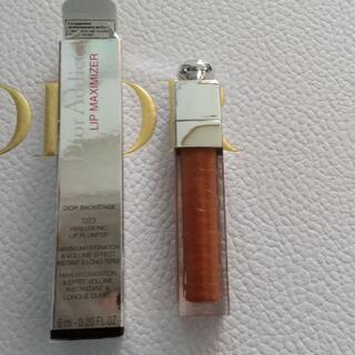 Christian Dior - [限定]サマーコレクションアディクトリップマキシマイザー023シマーブロンズ