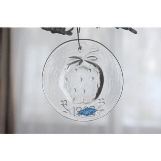 ARABIA - ARABIA/アラビア●クリスマス ガラス オーナメント いちごNO.17264