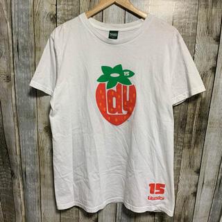 ランドリー(LAUNDRY)のlaundryランドリー Tシャツ 苺(Tシャツ/カットソー(半袖/袖なし))