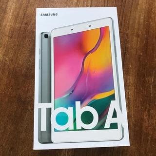 SAMSUNG - Samsung Galaxy Tab A 8.0 SM-T290   シルバー