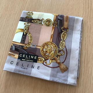 celine - CELINE ハンカチ ①