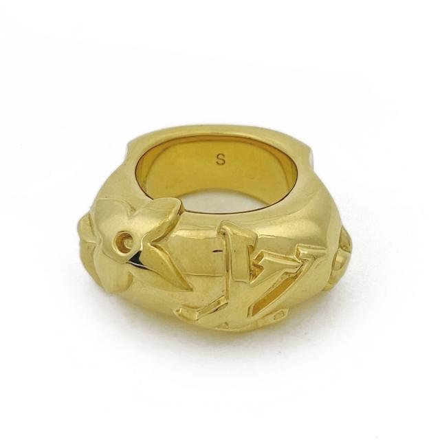 LOUIS VUITTON(ルイヴィトン)のルイ・ヴィトン バーグ マスト ハブ 9.5 GP 【中古】 メンズのアクセサリー(リング(指輪))の商品写真