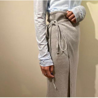 Ron Herman - Baserange ベースレンジ BRIG SKIRT 巻きスカート