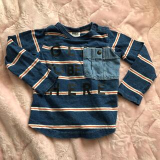 BREEZE - 長袖Tシャツ 90 美品