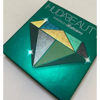 Sephora - hudabeauty emerald obsessions