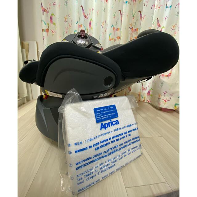 Aprica(アップリカ)のアップリカ ディアターンプラス ベビー&チャイルドシート ベッド キッズ/ベビー/マタニティの外出/移動用品(自動車用チャイルドシート本体)の商品写真