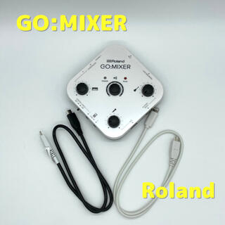 ローランド(Roland)のRoland GO MIXER(ミキサー)