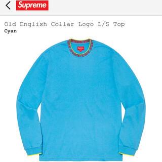 シュプリーム(Supreme)の新品 SUPREME シュプリーム  21ss old english Tシャツ(Tシャツ/カットソー(七分/長袖))
