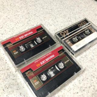 マクセル(maxell)のカセットテープ(その他)