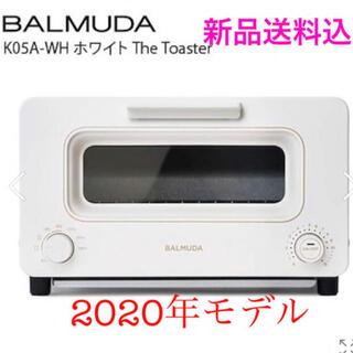 BALMUDA - 【新品送料込】バルミューダBALMUDAトースター2020年モデル ホワイト