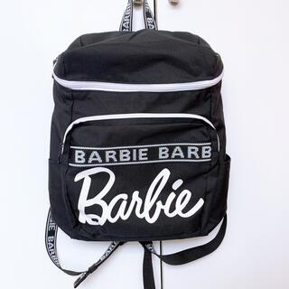 バービー(Barbie)のBarbie 通学 リュック レニ 15L 黒(リュック/バックパック)