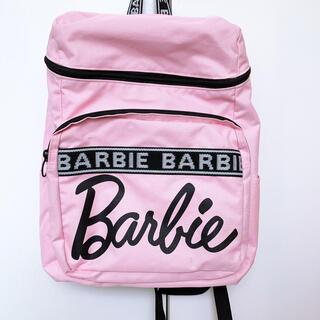 バービー(Barbie)のBarbie 通学 リュック レニ 15L パステルピンク(リュック/バックパック)