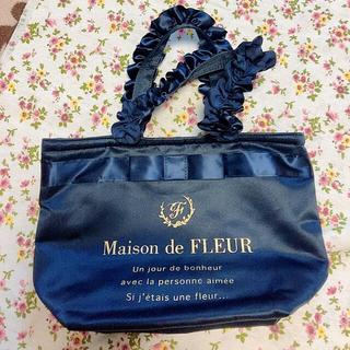 メゾンドフルール(Maison de FLEUR)のフリルハンドバッグ(ハンドバッグ)