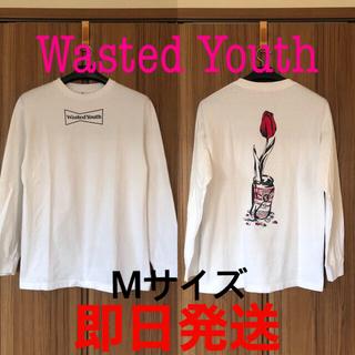 GDC - Wasted Youth ウエステッドユース ロンT M ガールズドントクライ