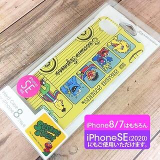 SESAME STREET - セサミ iPhoneSE2/8/7/6s/6 スマホケース