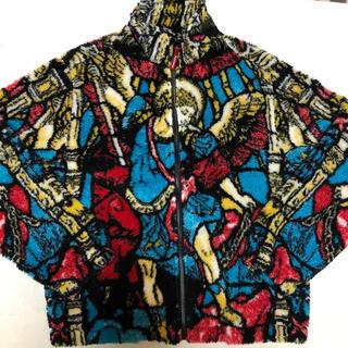 Supreme - supreme fleece jacket