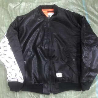 W)taps - Wtaps  NEIGHBORHOOD MA1 JACKET  MA-1
