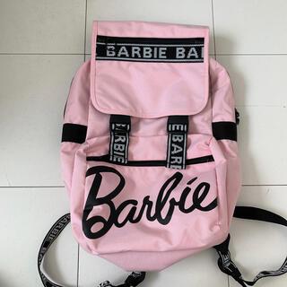 バービー(Barbie)のBarbie 通学 リュック レニ 16L パステルピンク(リュック/バックパック)
