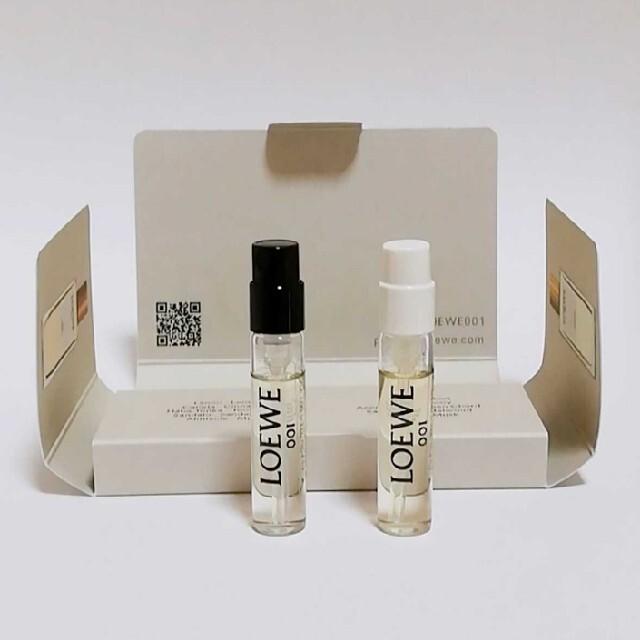 LOEWE(ロエベ)の新品 LOEWE オードゥトワレ ロエベ001 woman 香水 サンプル  コスメ/美容の香水(香水(女性用))の商品写真