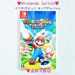 ニンテンドースイッチ(Nintendo Switch)のマリオ+ラビッツ キングダムバトル - Switch(家庭用ゲームソフト)