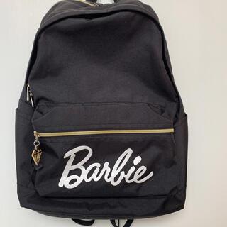 バービー(Barbie)のBarbie 通学 リュック メラニー 23L 黒(リュック/バックパック)