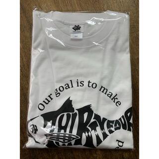 【新品未使用】34 サーティーフォー 2021復刻Tシャツ ホワイト XXL(ウエア)
