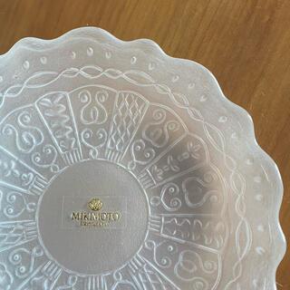 ミキモト(MIKIMOTO)のミキモト ガラスボウル 小鉢 フルーツ皿 5枚(食器)