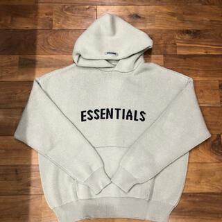 エッセンシャル(Essential)のessentialsニット(パーカー)
