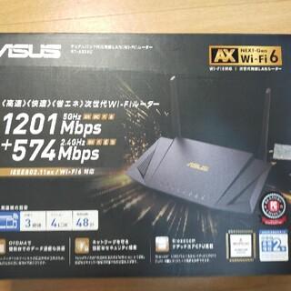 ASUS - ASUS 無線LANルーター RT-AX56U