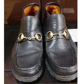 グッチ(Gucci)のGUCCI ブーツ 42(26.5センチ)(ブーツ)