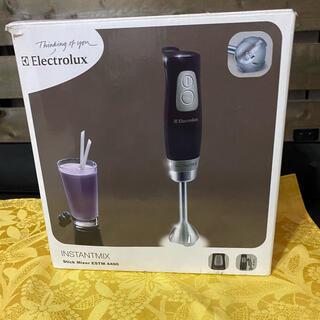 エレクトロラックス(Electrolux)のelectrolux スティックミキサー estm4400新品(ジューサー/ミキサー)