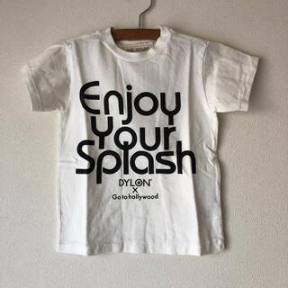 ゴートゥーハリウッド(GO TO HOLLYWOOD)の新品タグ付きゴートゥーハリウッドSPLASHイベントTシャツ120(Tシャツ/カットソー)
