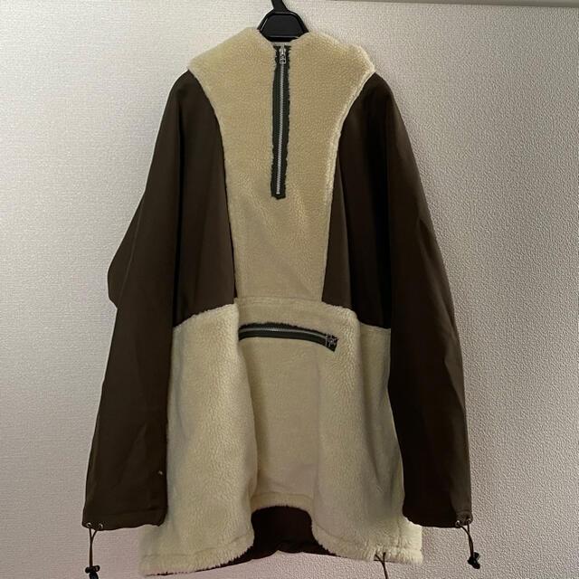 Marni(マルニ)のATHA-PULLOVER BOA ANORAK PARKA メンズのジャケット/アウター(ナイロンジャケット)の商品写真