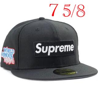 シュプリーム(Supreme)のSupreme World Famous Box Logo New Era(キャップ)