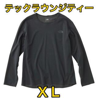 THE NORTH FACE - 【新品】ノースフェイス テックラウンジロングスリーブティー XL ブラック
