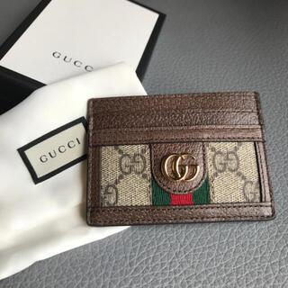 Gucci - GUCCI パスケース カードケース