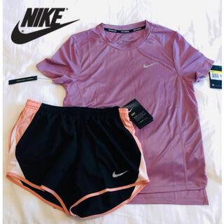ナイキ(NIKE)の値下げ 新品未使用 NIKE ショートパンツ メッシュ Tシャツ セット タグ付(ウェア)